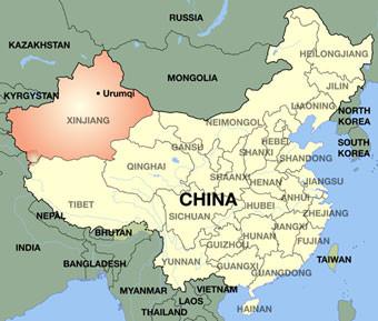 UK to Challenge China over Xinjiang Abuses