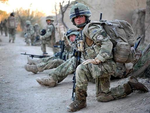 British Military Cuts of 2.3%