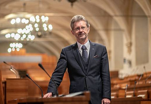 China Threatens Speaker of the Czech Republic Senate