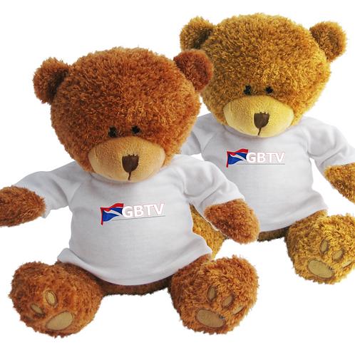 GBTV Teddy Bear