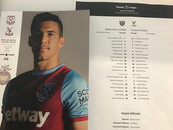 Hammers and Eagles settle for capital derby draw