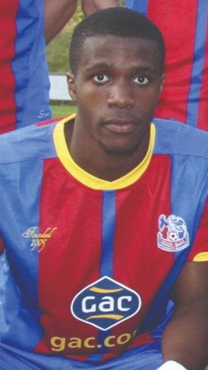 Zaha: New manager came in at Manchester United that changed everything for me, it was hard