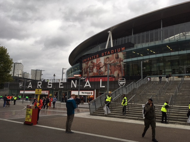 Emirates Stadium (Picture: Charlie Stong)
