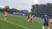 England brace, a Ji and Harder raspers sees Chelsea thump dour Everton 4-0 at Kingsmeadow