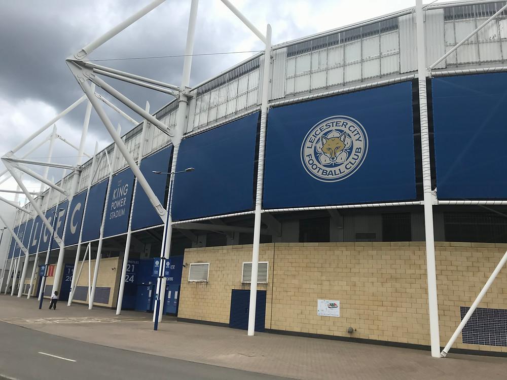 King Power Stadium Picture: Paul Lagan