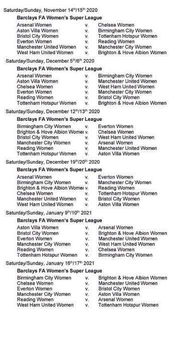 WSL1 fixtures part 2