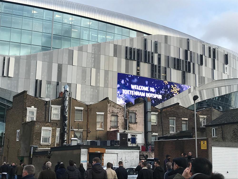 Tottenham Hotspur Stadium Photo: Paul Lagan