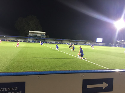 Reiten time as brace from winger sees Chelsea beat Arsenal 4-1 at Kingsmeadow in Conti Cup tonight