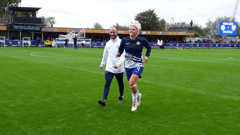 Millie Bright Photo by Jane Grove