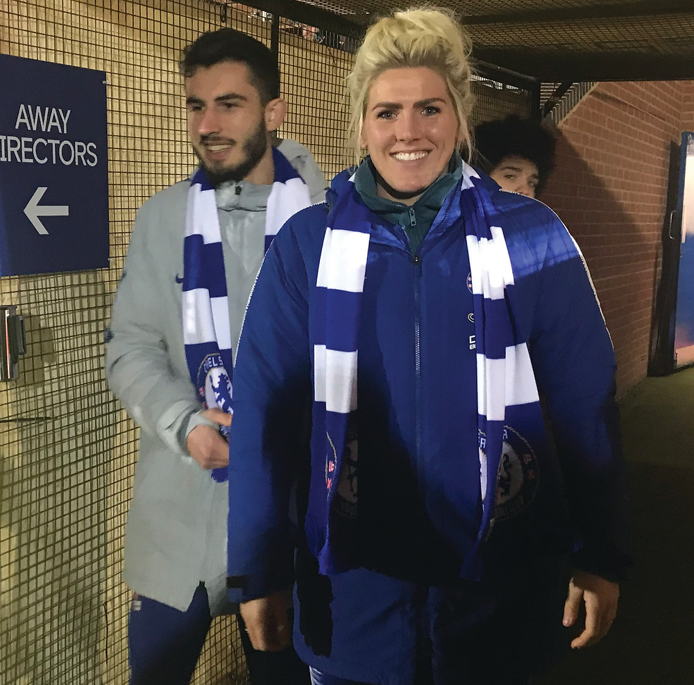 Millie Bright Photo by Paul Lagan