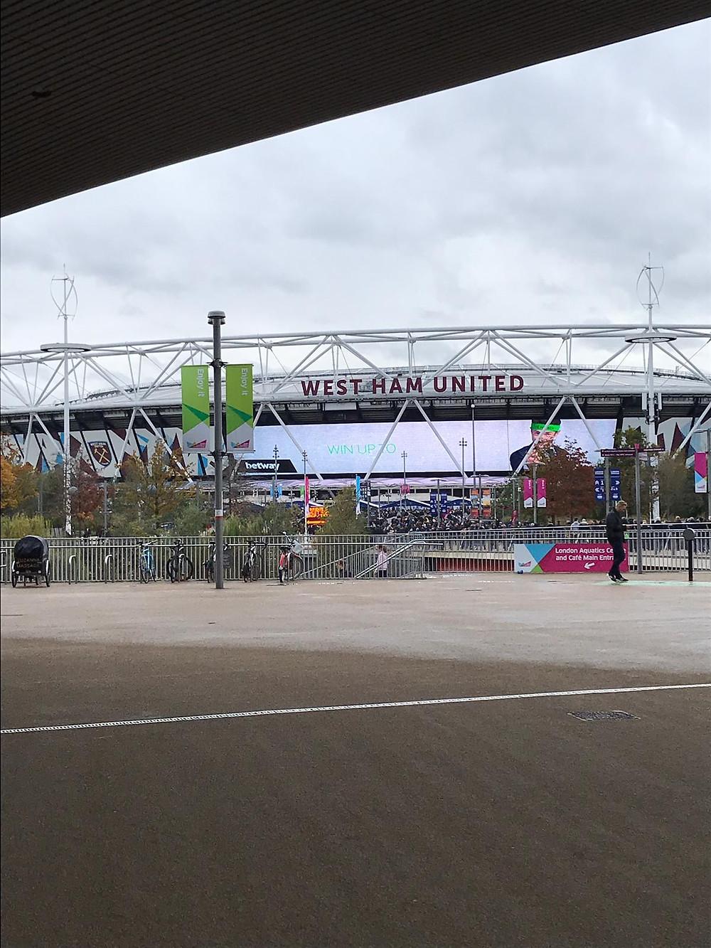 West Ham 2 Newcastle 3 Photo by Craig House
