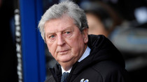 Benteke red card leaves Hodgson with Palace dilemma ahead of Liverpool clash
