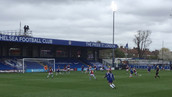 Kerr's double secures three points against dour Villa to put Blues back on top of WSL