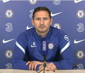Chelsea head coach Lampard tells fans to 'Support Someone Else'