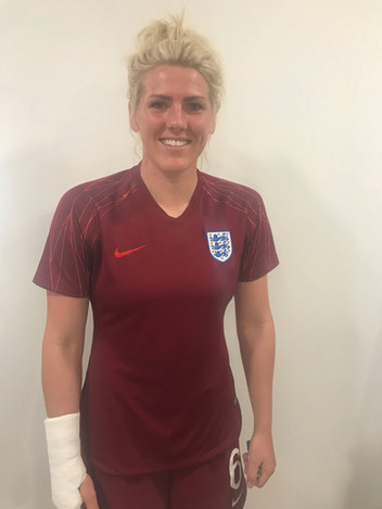 Lionesses'  Bright: I would not have let Cuthbert score that goal