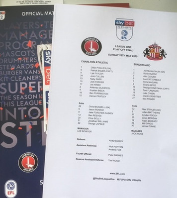 Charlton in dreamland - and back in Championship