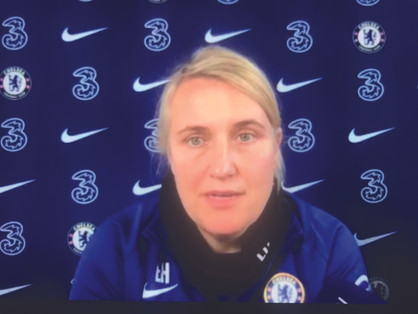 Emma Hayes: Football is for everyone. Not for the privileged, not for the few, not for the elite
