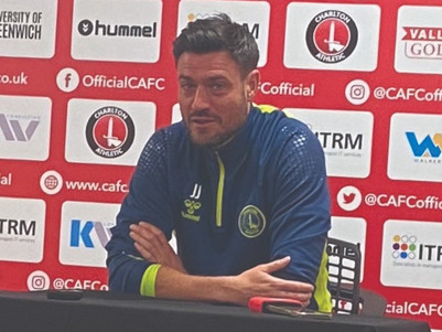 Jackson: We want to win the Papa John's trophy and get promoted