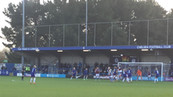 Kerr hat trick cheers the 400 fans who saw Chelsea overcome West Ham 3-2 at Kingsmeadow