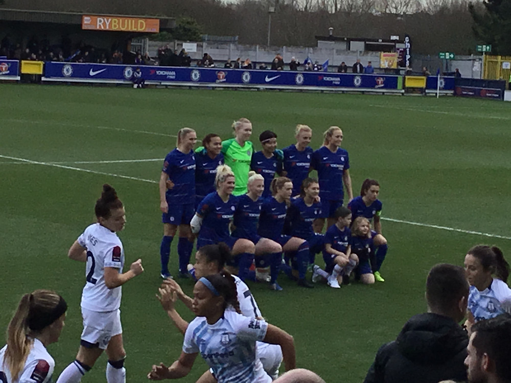 Chelsea Women v Everton