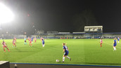 Berger's double penalty saves and strikes by Mjelde and Kirby put Blues in Champions League box seat