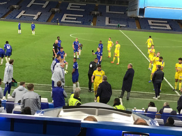 Chelsea kids overcome Dons 2-1 in Checkatrade Trophy