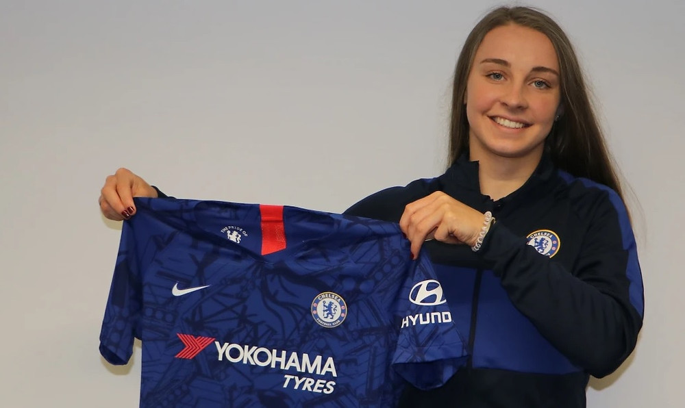 Nianh Charles Picture Chelsea FC