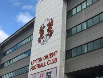Orient keep play-off dream alive with victory over Oldham at Brisbane Road