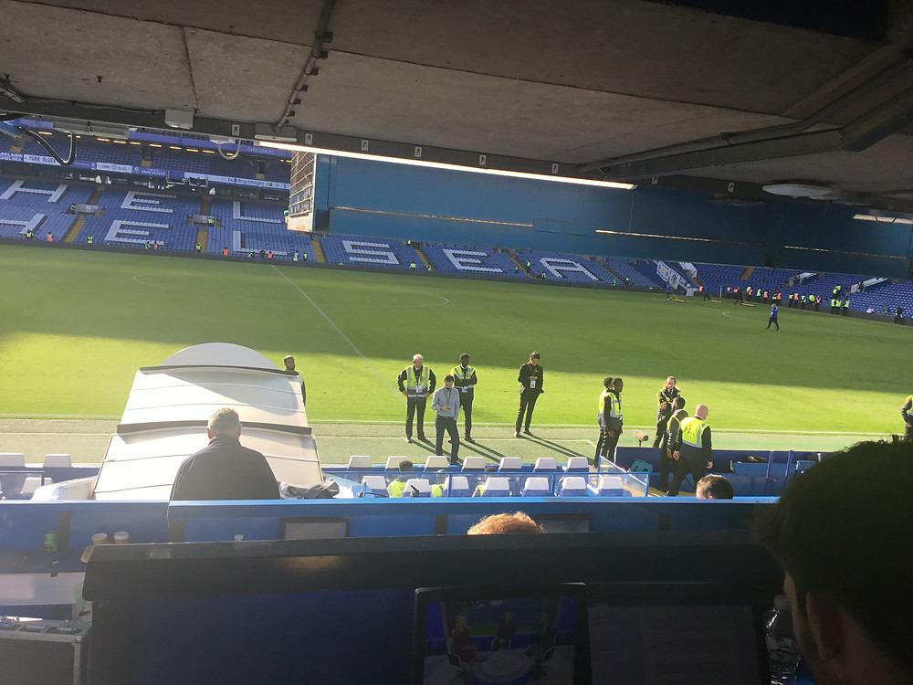 Chelsea 2 Man Utd 2 Photo by Paul lagan