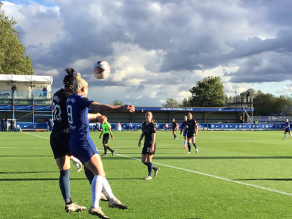 Magical Kirby sets up the goals and scores as well as the Blues beat Man City 3-1 in WSL thriller