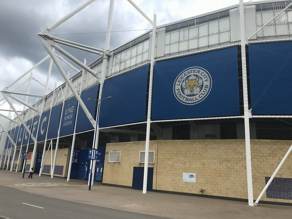 King Power Stadium Picture by Paul Lagan
