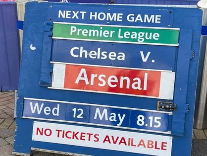 Arsenal take advantage of massive Jorginho error to win 1-0 at Stamford Bridge