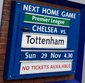 Stalemate at the Bridge as Spurs go top of the league after 0-0 draw against Chelsea