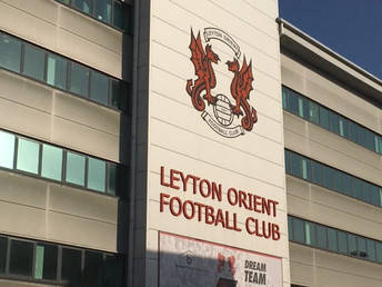Orient sack manager Ross Embleton after run of seven games without a win