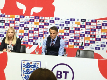 Neville on Lionesses defeat: It starts with me, I have got to take responsibility for those results,