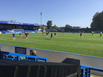 Blues go on a goal rampage thrashing Bristol City 9-0 at Kingsmeadow in the WSL1