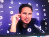 Lampard on Abraham penalty-taking frustration: He's been put in his place