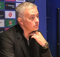 Mourinho: A point is fair but we played the game to win three