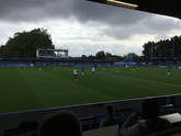 Blues kids win 2-0 with late, late goals against Derby at Kingsmeadow