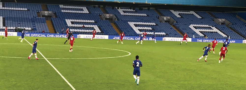 Chelsea U23 3 Liverpool 0 Photo by Paul Lagan