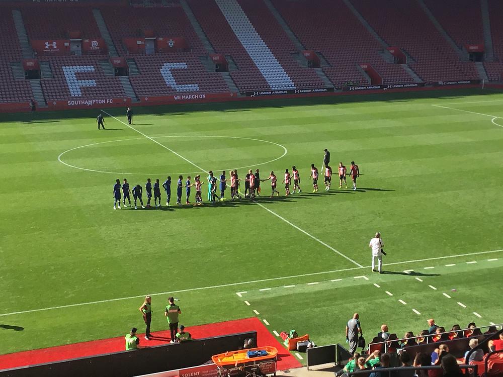 Southampton 0 Chelsea 2 (U23s) Photo by Paul Lagan