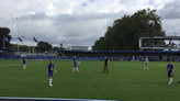 Harder and Kirby score late on to see off dogged Leicester City 2-0 at Kingsmeadow