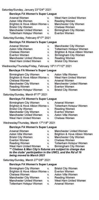 WSL1 fixtures - part 3