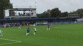 Sub England soothes Blues nerves as they overcome dogged Brighton 3-1 at Kingsmeadow