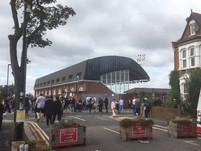Two-goal debut hero Edouard helps Palace demolish Spurs 3-0 at Selhurst