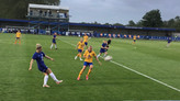 Goals from Reiten, Kerr and Spence avenge last season's  FA Cup defeat to Everton by winning 3-0