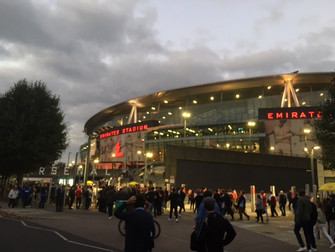 Gunners ease past Dons to reach fourth round of Carabao Cup