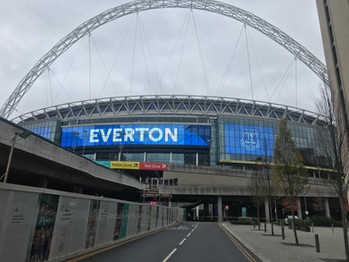 City slickers retain FA Cup with 3-1 win as Everton come unstuck in extra-time at Wembley Stadium