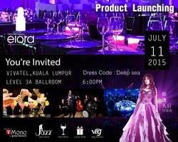 Elora Product Launching 11 July 2015