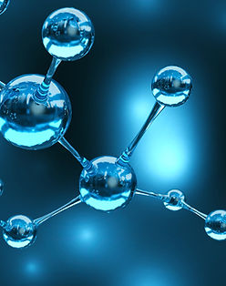 science-background-with-molecule-atom-ab